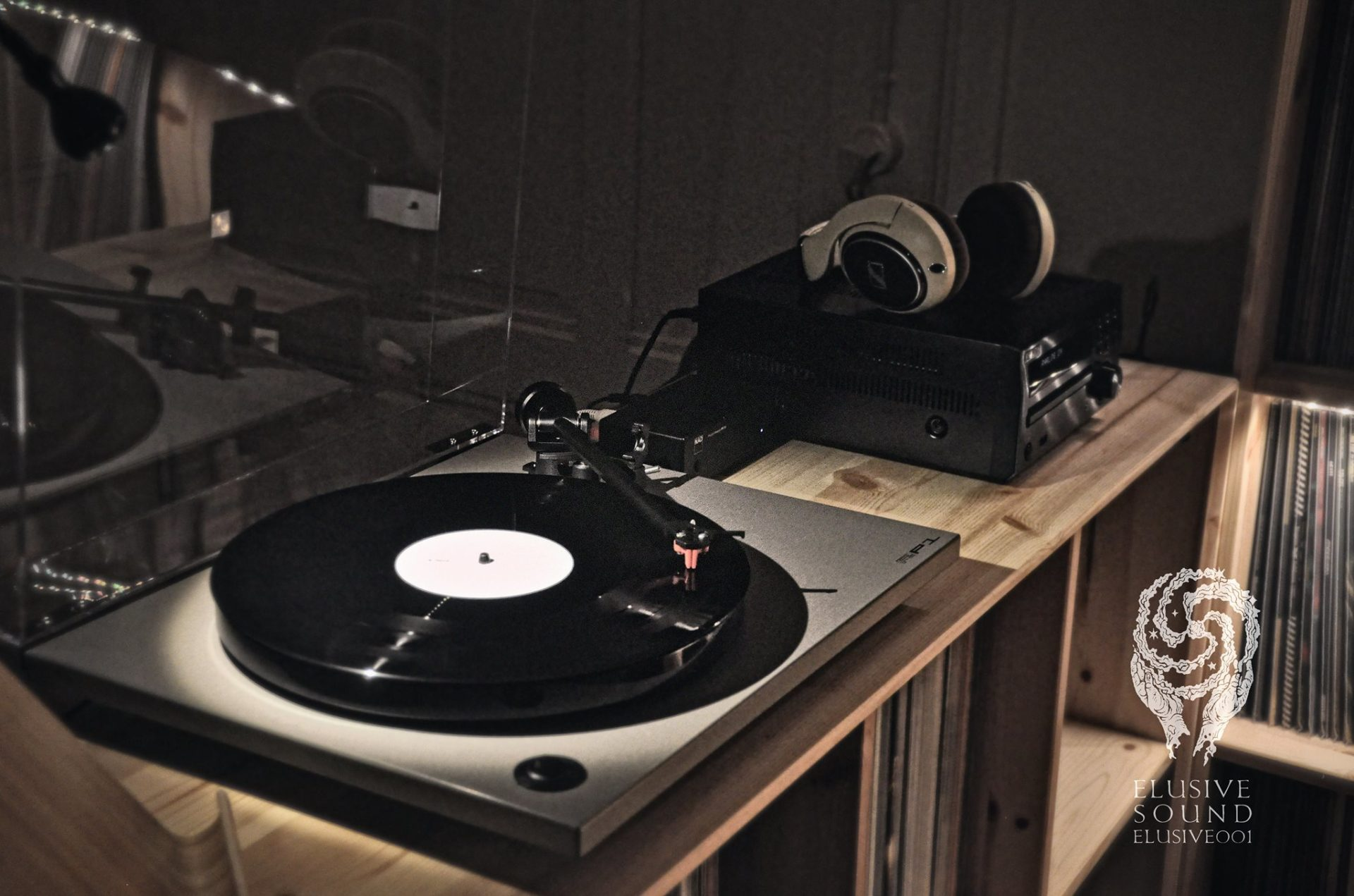 Elusive Sound - Record Label